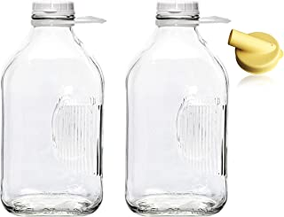 Best glass water container with lid Reviews