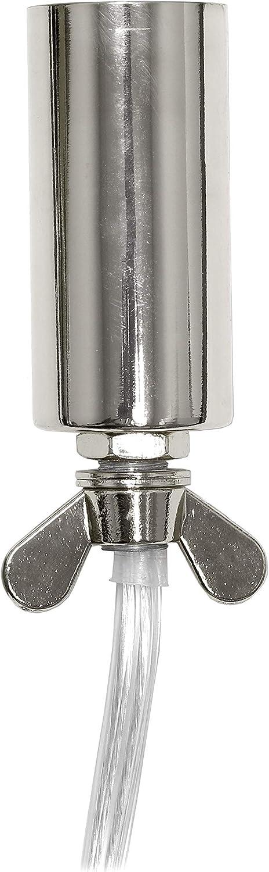 Elegant Designs LT1067-WHT Elipse 10 Inch Crystal Ball Sequin Table Lamp White