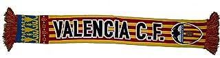 Valencia CF Bufvcf Bufanda Doble HD, Naranja/Blanco, Talla Única