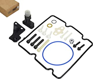 STC HPOP Fitting Update Kit compatible with Ford 6.0L Powerstroke F250, F350, F450, F550 Vehicles - Replaces Ford # 4C3Z-9B246-F