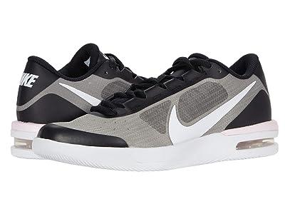 Nike NikeCourt Air Max Vapor Wing MS (Black/White/Pink Foam) Women