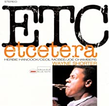 Etcetera [feat. Herbie Hancock & Cecil McBee & Joe Chambers]