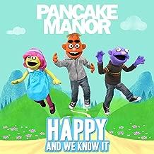 itsy bitsy spider pancake manor