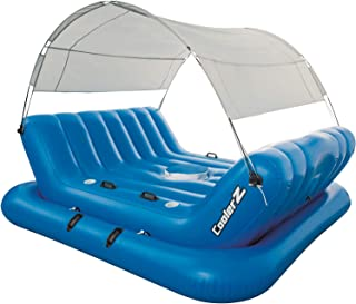 Bestway 43134 - Isla Hinchable Coolerz Rock-N-Shade 4 Personas 272x196 cm