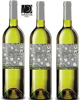 comprar comparacion Vino desalcoholizado Señorio de Tautila Blanco 3 botellas (3x0,75) SIN ALCOHOL