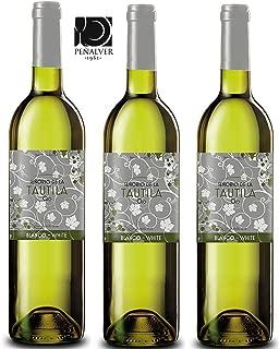 Vino desalcoholizado Señorio de Tautila Blanco 3 botellas (