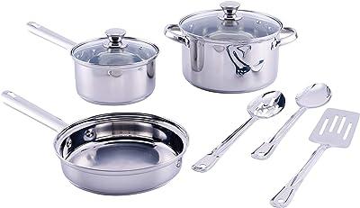 Amazon.com: T-Fal c813sc Endura se puede lavar en lavaplatos ...