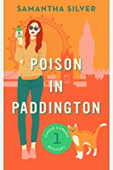 Poison in Paddington (A Cozy Mystery) (Cassie Coburn Mysteries Book 1) (English Edition) Format Kindle