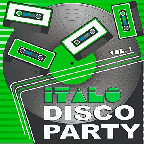 Italo Disco Party, Vol  1 by Various artists on Amazon Music