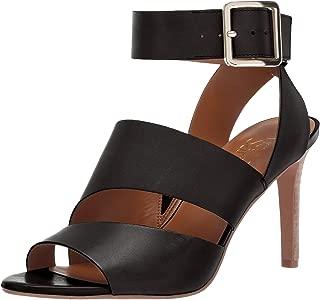 Women's Paisley Heeled Sandal