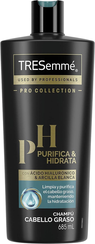 TRESemme PURIFICA E HIDRATA champú cabello graso 685 ml