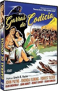 Garras de Codicia (Crosswinds) 1951 DVD