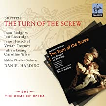The Turn Of The Screw Op. 54, ACT TWO: Variation IX