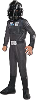 Rubie's Costume Co Star Wars Rebels Tie Fighter Pilot Child Costume, Large