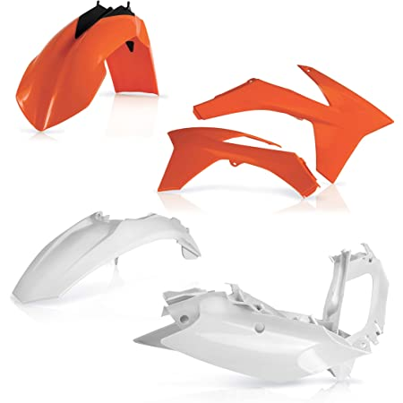 Acerbis Standard Plastic Kits Original 12 2250393593