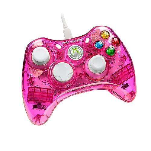 Pink Xbox 360 Controller: Amazon com