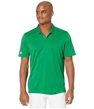 adidas Golf Performance Polo (Green 1) Men
