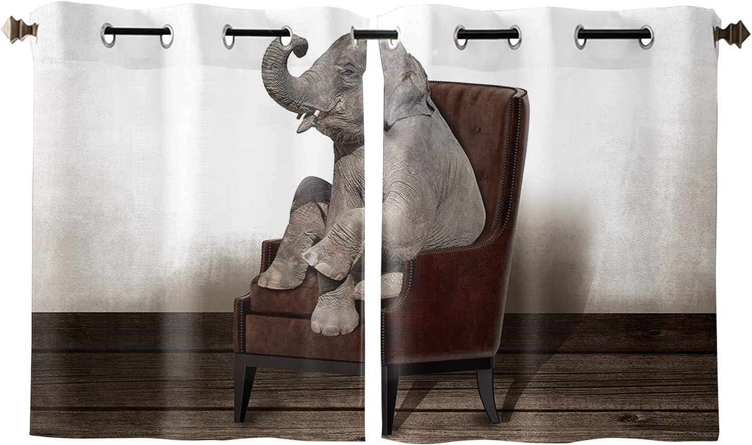 Window Kansas City Mall Curtain online shopping Panels Set of 2 Grommet Curtains Drapes Livi for