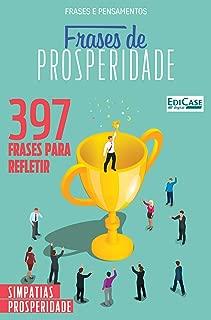 Frases e Pensamentos Ed. 2 - Frases de Prosperidade (Portuguese Edition)