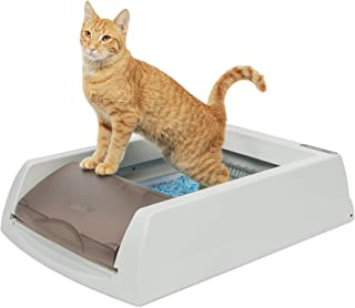 PetSafe ScoopFree Automatic Self-Cleaning Cat Litter Box � Includes Disposable Trays with Crystal Litter