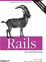 Rails: Up and Running: Lightning-Fast Web Development