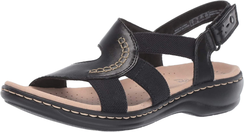 Clarks Womens Leisa Joy Flat Sandals