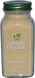 Tropical Traditions Organic Spice: Garlic Powder - 3.64 oz.