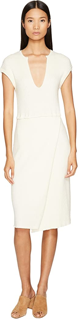 Cashmere In Love - Camilla Ribbed Dress