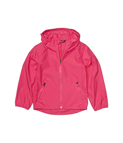 The North Face Kids Flurry Wind Hoodie (Little Kids/Big Kids) (Mr. Pink) Girl