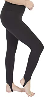 Oh So Soft High Waist Stirrup Leggings, Lightweight and Durable, in Multiple Colors for Women