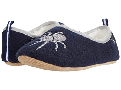 Joules Kids Slippet Felt Mule Character Slippers (Toddler/Little Kid/Big Kid) Boy