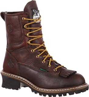 carolina work boots logger