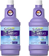 Swiffer Wetjet Multi Purpose Solution - Refill, 1.25L(42.2 oz.), 2 Pack