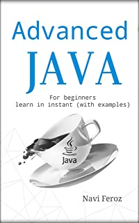 Advanced JAVA for Beginners: JSP, JSTL, JSON and SERVLET TUTORIALS...etc (Learn with Examples) (English Edition)