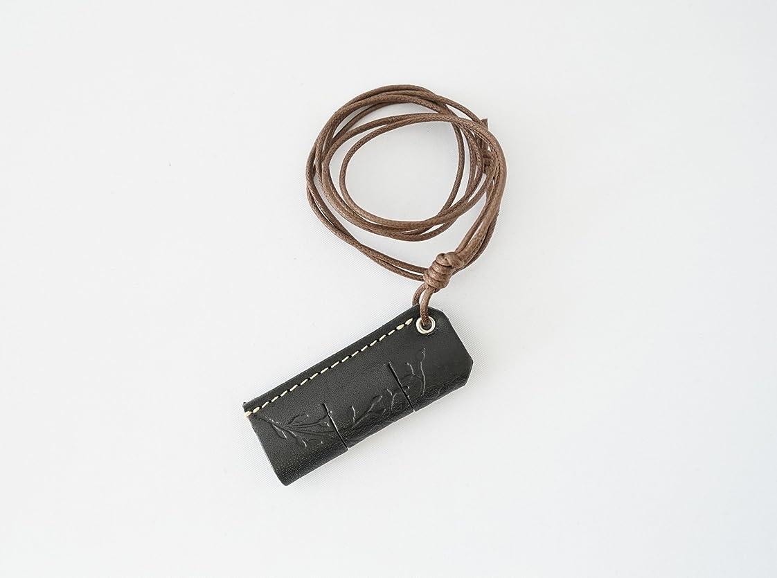 プロフィール実質的ここにNatuca ヌメ革 【メガネホルダー】 メガネチェーン ストラップ