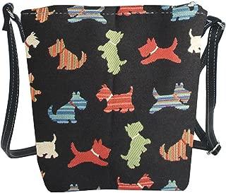 Signare Tapestry Cross-body Satchel Bag/Lightweight Purse