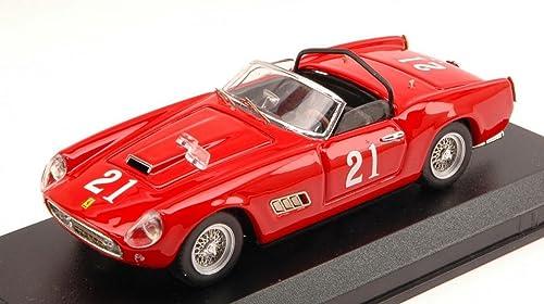 Art-Model AM0234 Ferrari 250 California N.21 Nassau 1960 VON Trips 1 43 DIE CAST kompatibel mit