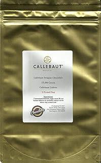 Callebaut Dark Callets 53.8 % (4 Lb)