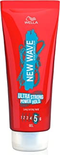 Wella New Wave Ultra Strong Power Hold Gel - 200 ml