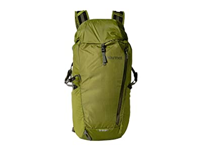 Marmot Kompressor Plus (Cilantro/Forest Night) Backpack Bags