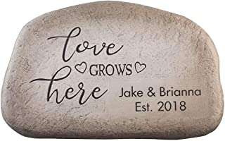 Best stone name signs Reviews