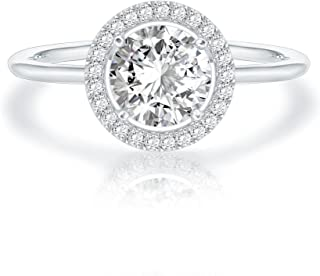 size s diamond rings
