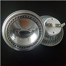LED Light Bulbs 2 Stuks Dimmen LED AR111 15W ES111 Spoor Lampvoet Draaihoeken GU10 G53 (Color : 220-240V)