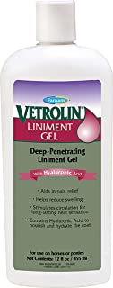 Absorbine Veterinary Liniment Gel Topical Analgesic
