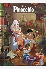 Disney Pinocchio Hardcover