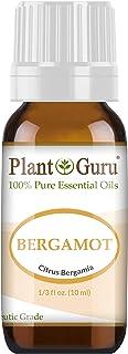 Bergamot Essential Oil 10 ml 100% Pure Undiluted Therapeutic Grade.