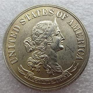 1869 silver dollar