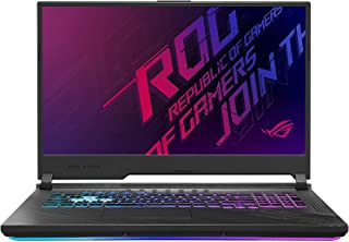 CUK ROG Strix Scar 17 G732LWS by ASUS 17 Inch Gaming Notebook (Intel Core i7, 32GB RAM, 1TB NVMe SSD, NVIDIA GeForce RTX 2...