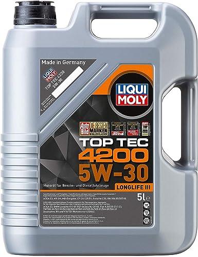 Liqui Moly 3707 Top Tec 4200, Huile moteur 5 W-30