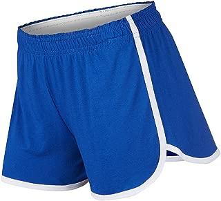 Soffe 女士加大码青少年 Curvy Dolphin 短裤